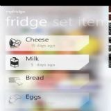 Download My Fridge Cell Phone Software